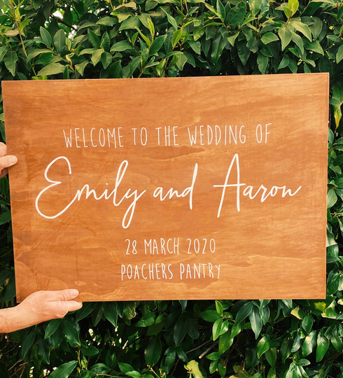 Emily and Aaron