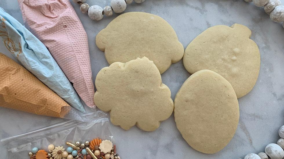Thanksgiving DIY Cookie Decorating Kit