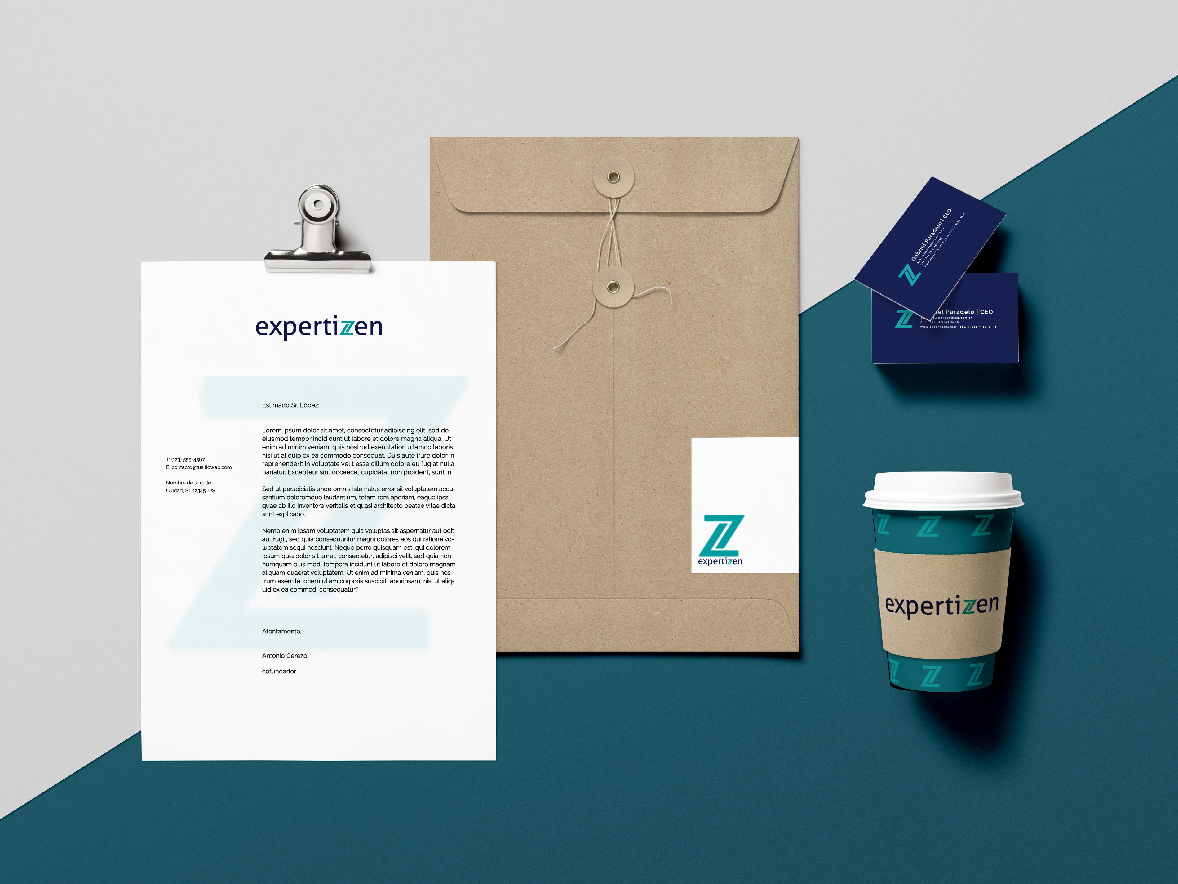 Corporate Stationary Design