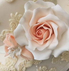 Asian Wedding Cakes, HalVintage Lace and Rosesl Cakes, Manchester, Bury, Prestwich, Wedding Bakery,