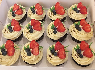 Fruit Cupcakes, Birthday Cakes, Wedding Cakes, Manchester, Bury, Halal Cakes