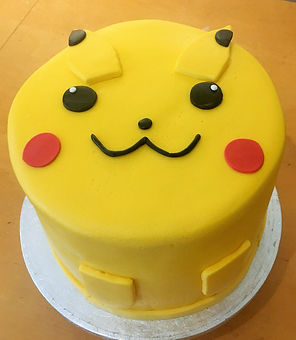 Birthday Cakes, Novelty Cakes, Pokemon, Manchester, Bury, Halal Cakes