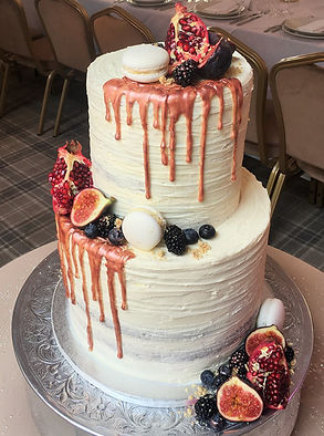 Naked Fresh Fruit Cakes Wedding Cakes Birthday Cakes Manchester Bury Halal Cakes