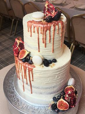 Naked Fresh Fruit Cakes Wedding Cakes Birthday Cakes Manchester Bury Halal Cakes