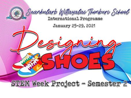 STEM Week Project Semester 2
