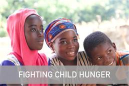 FIGHTING CHILD HUNGER