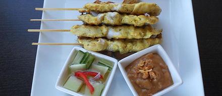 Thai food restaurant Monterey