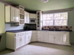 Kitchen, Mount Tabour, St. John