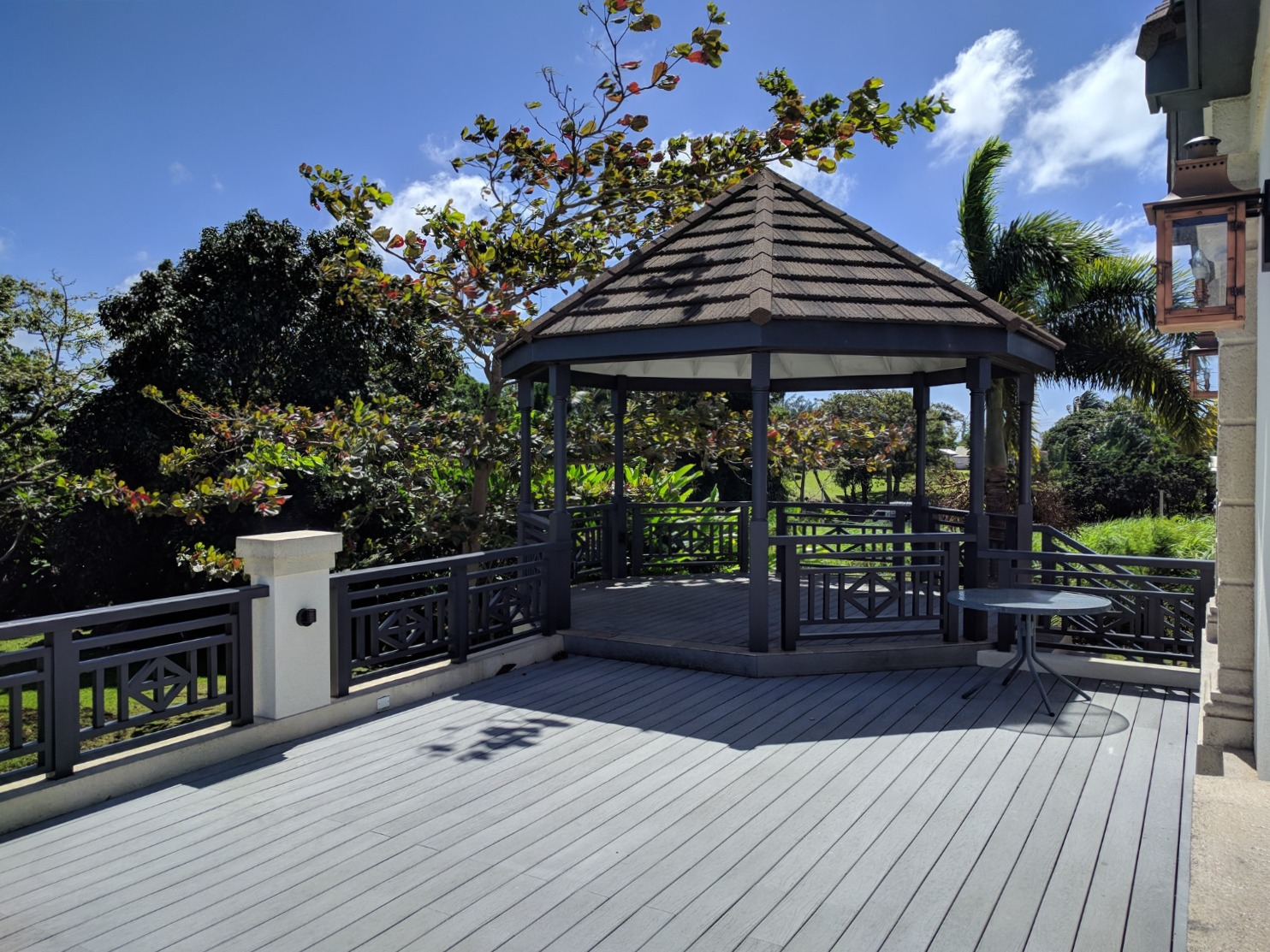 Deck/Gazebo2, Christie Village