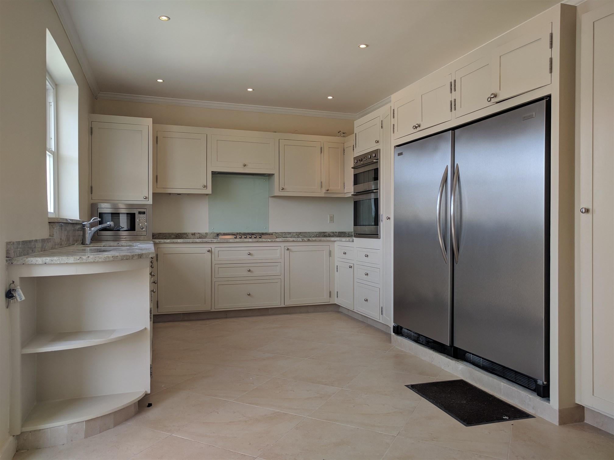 Main Kitchen, Belair, St. Philip