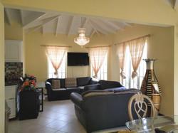 Living Room, Mount Tabour, St. Jorn