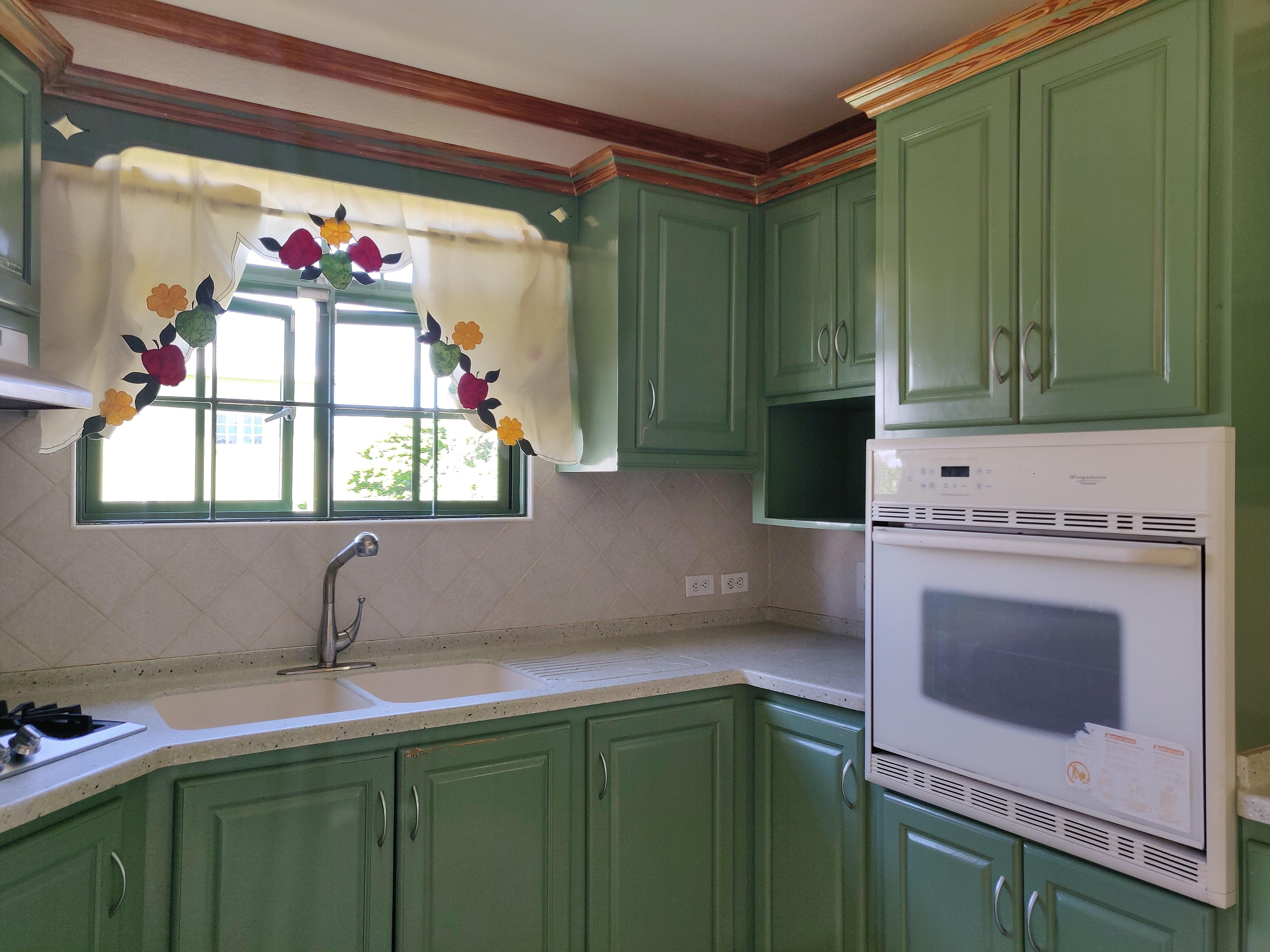 Kitchen, Cane Garden, St. Michael