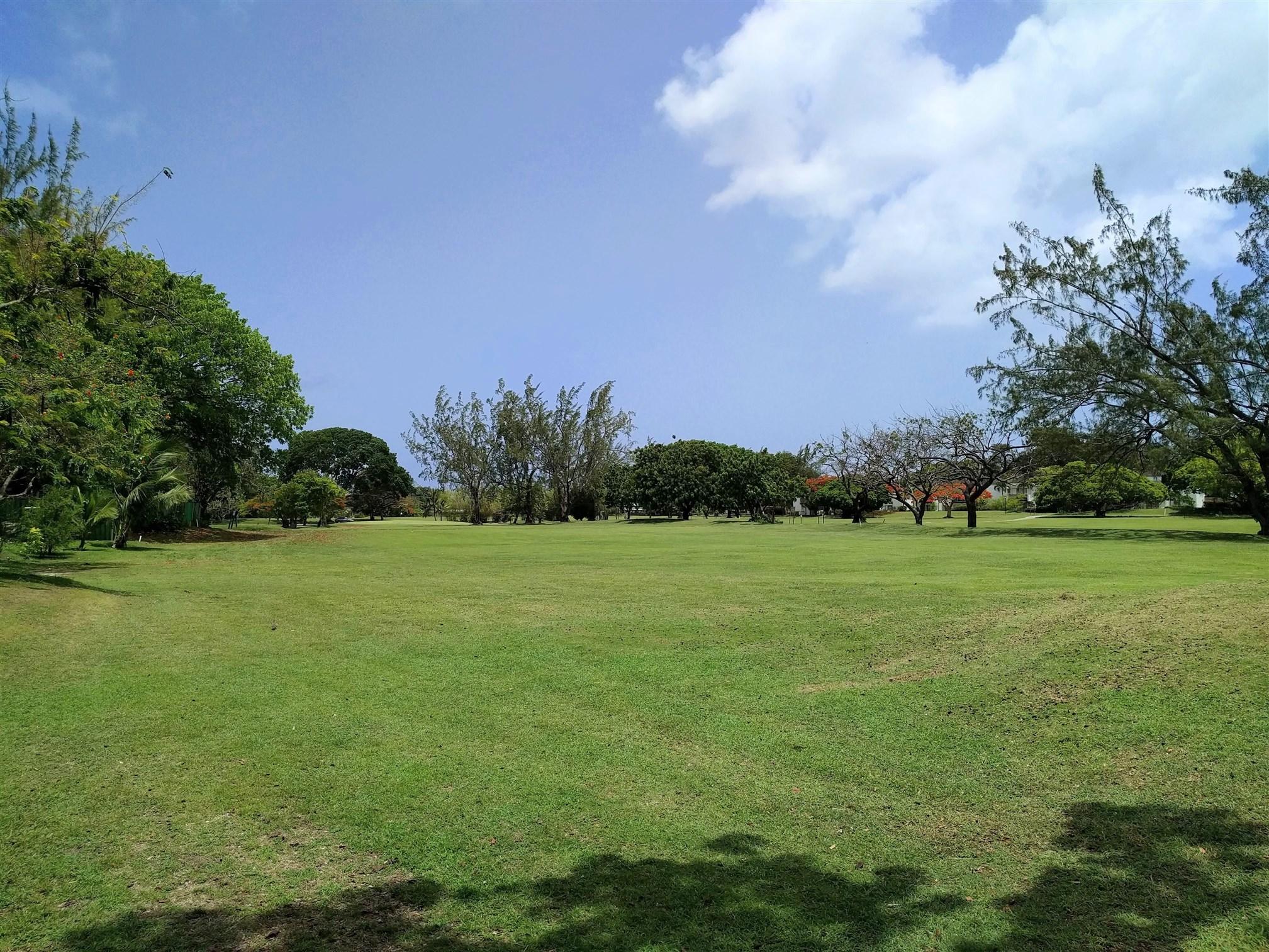 Golf Course, Club Rockley, Barbados