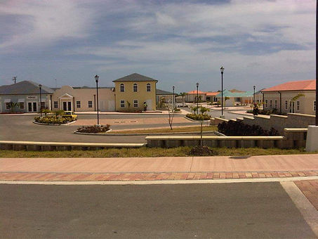 Commercial residential development, Atlantic Engineering, Barbados