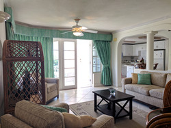 Living Room, Millennium Heights, St. Thomas