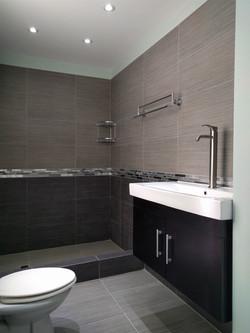 Bathroom, Mount Tabour, St. John