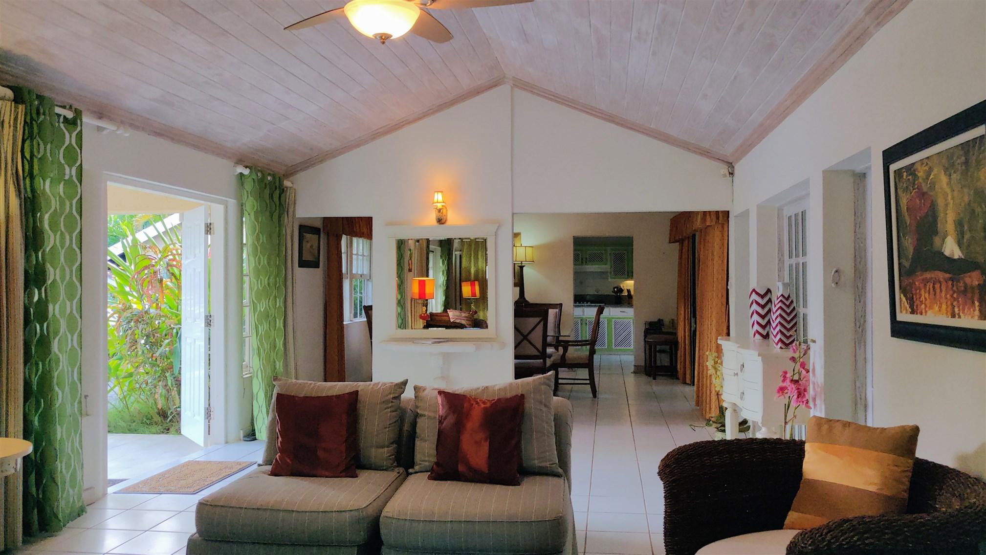 Living Room, Sandy Lane, St. James