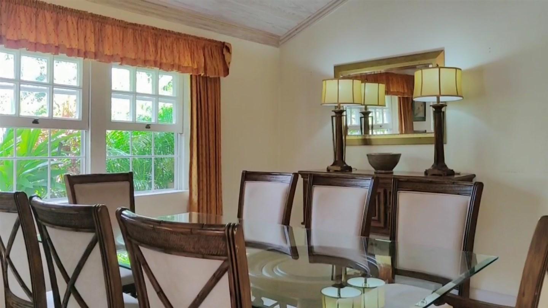 Dining Room, Sandy Lane, St. James