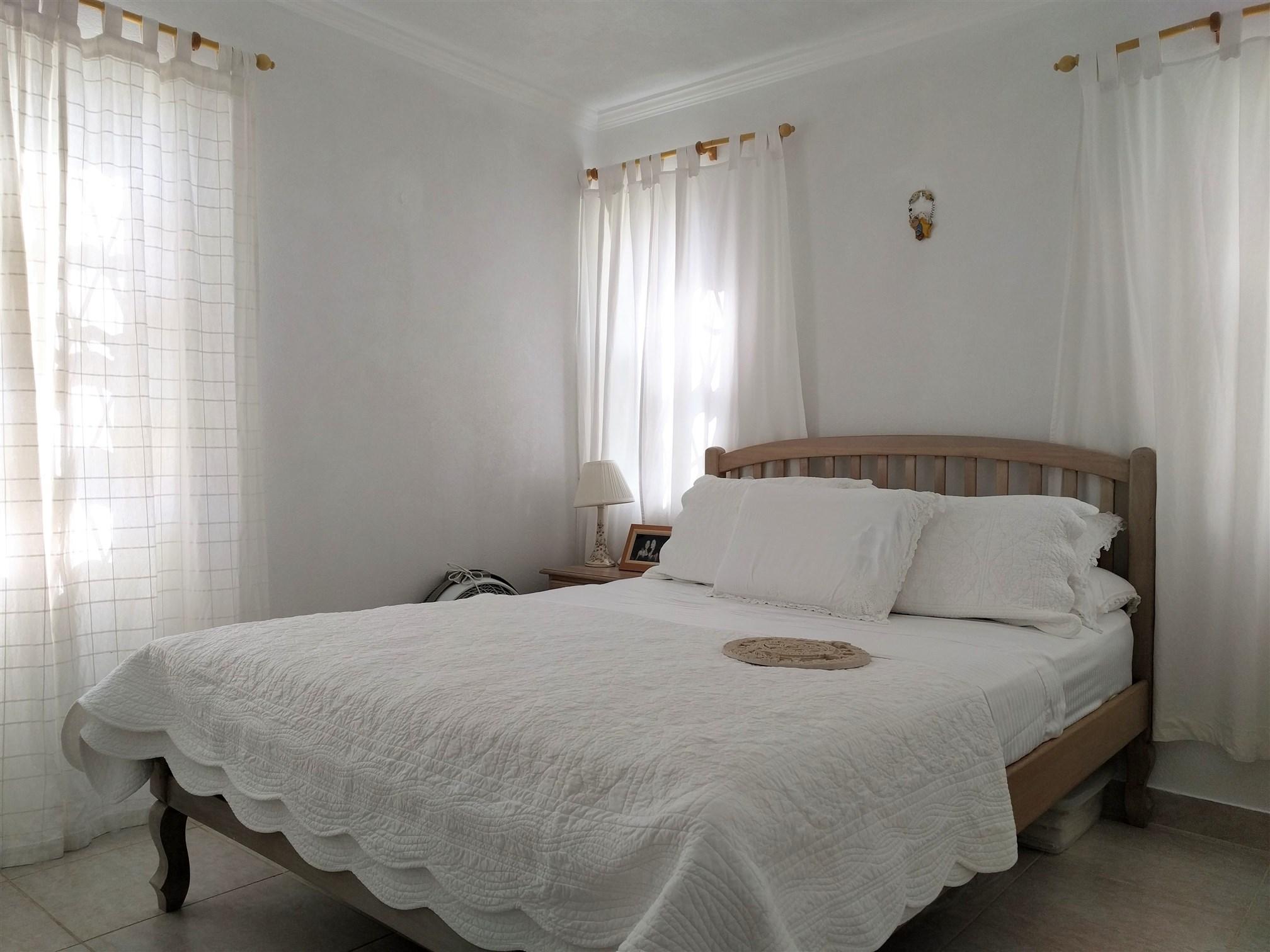 Bedroom 1, Crystal Court