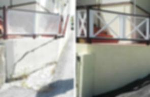 Structural remedial work, Atlantic Engineering Inc. Barbados