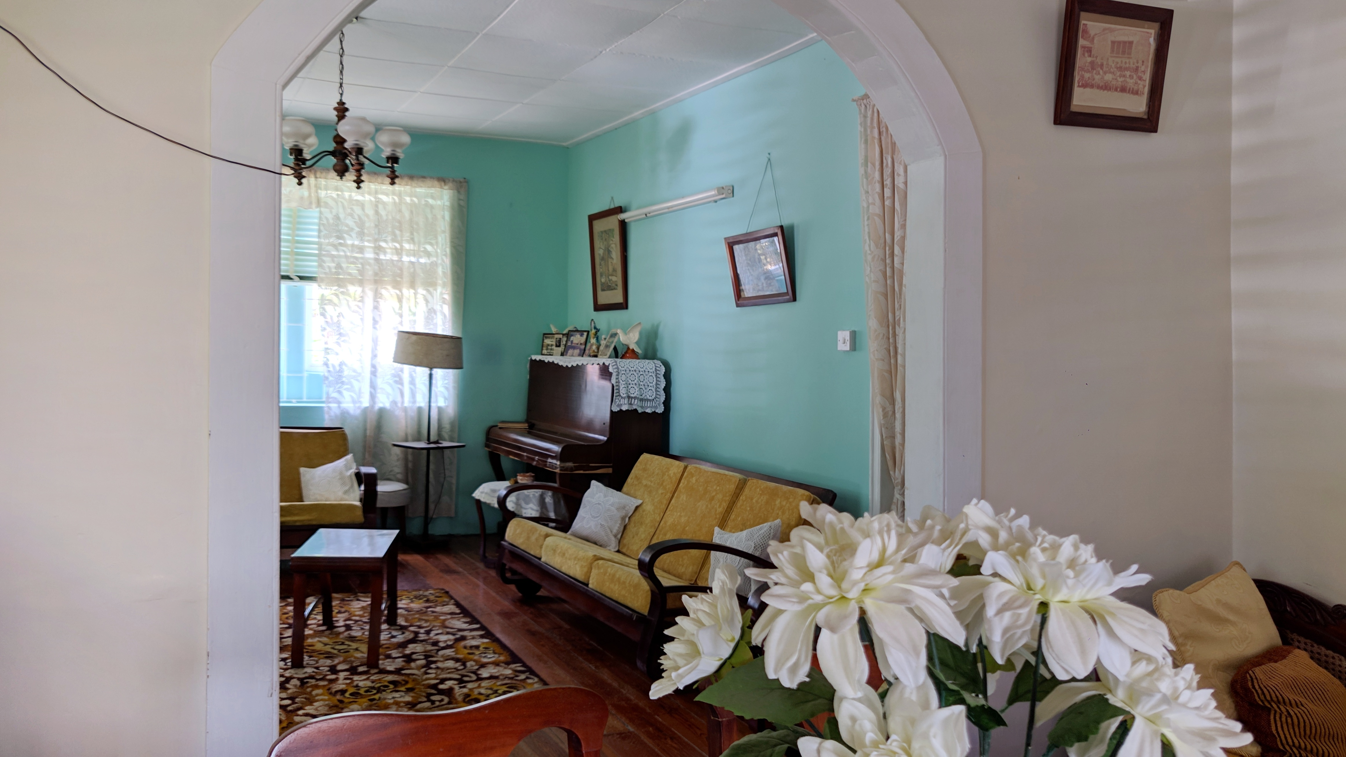 Living Room, Water Street, Christ Church