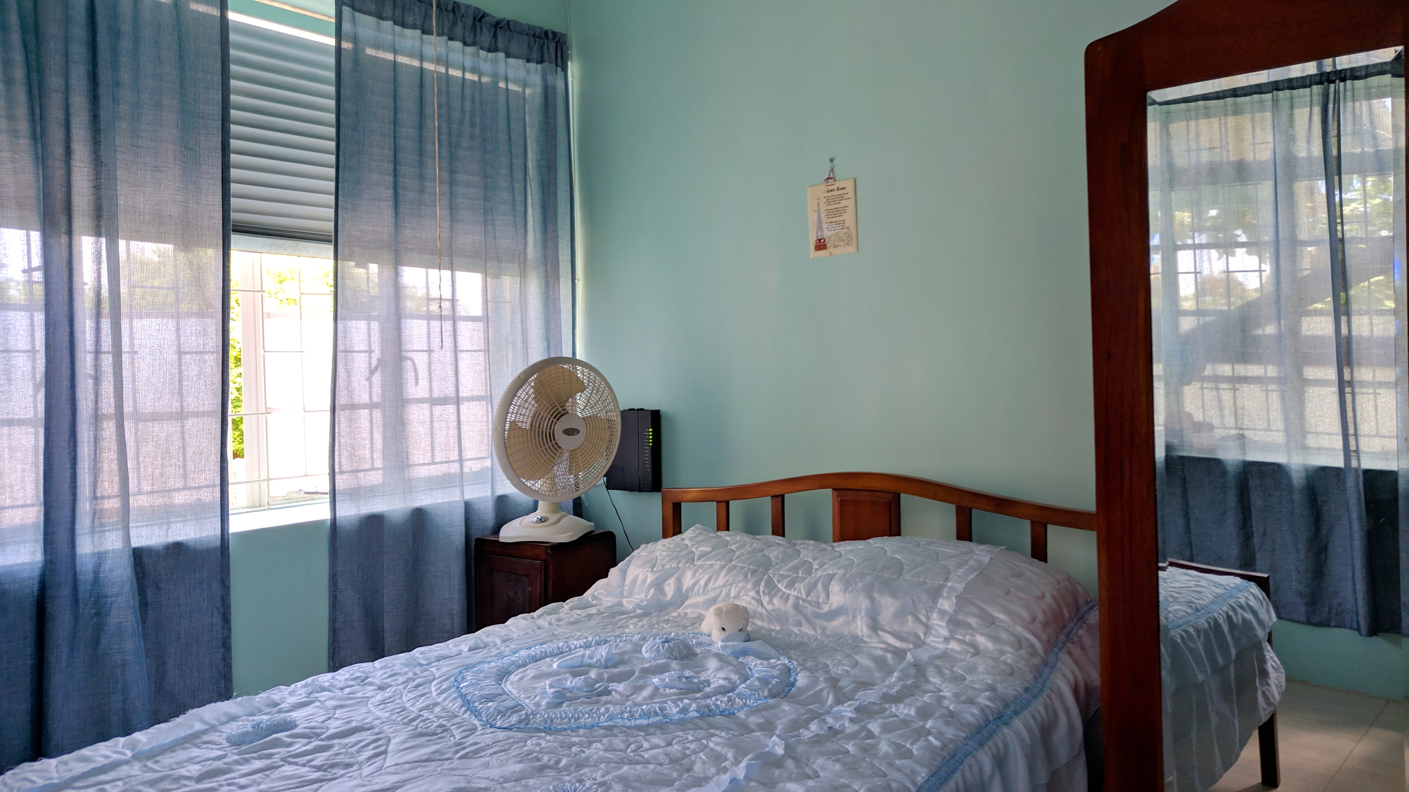 Master Bedroom, Water Street, Christ Church