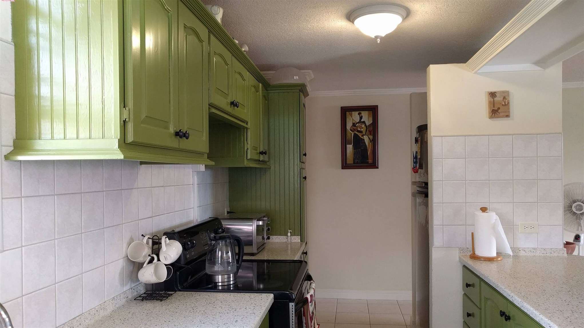 Kitchen, Ocean City, St. Philip