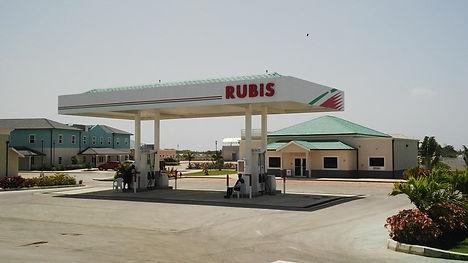 Rubis Gas Station by Atlantic Engineering Inc.