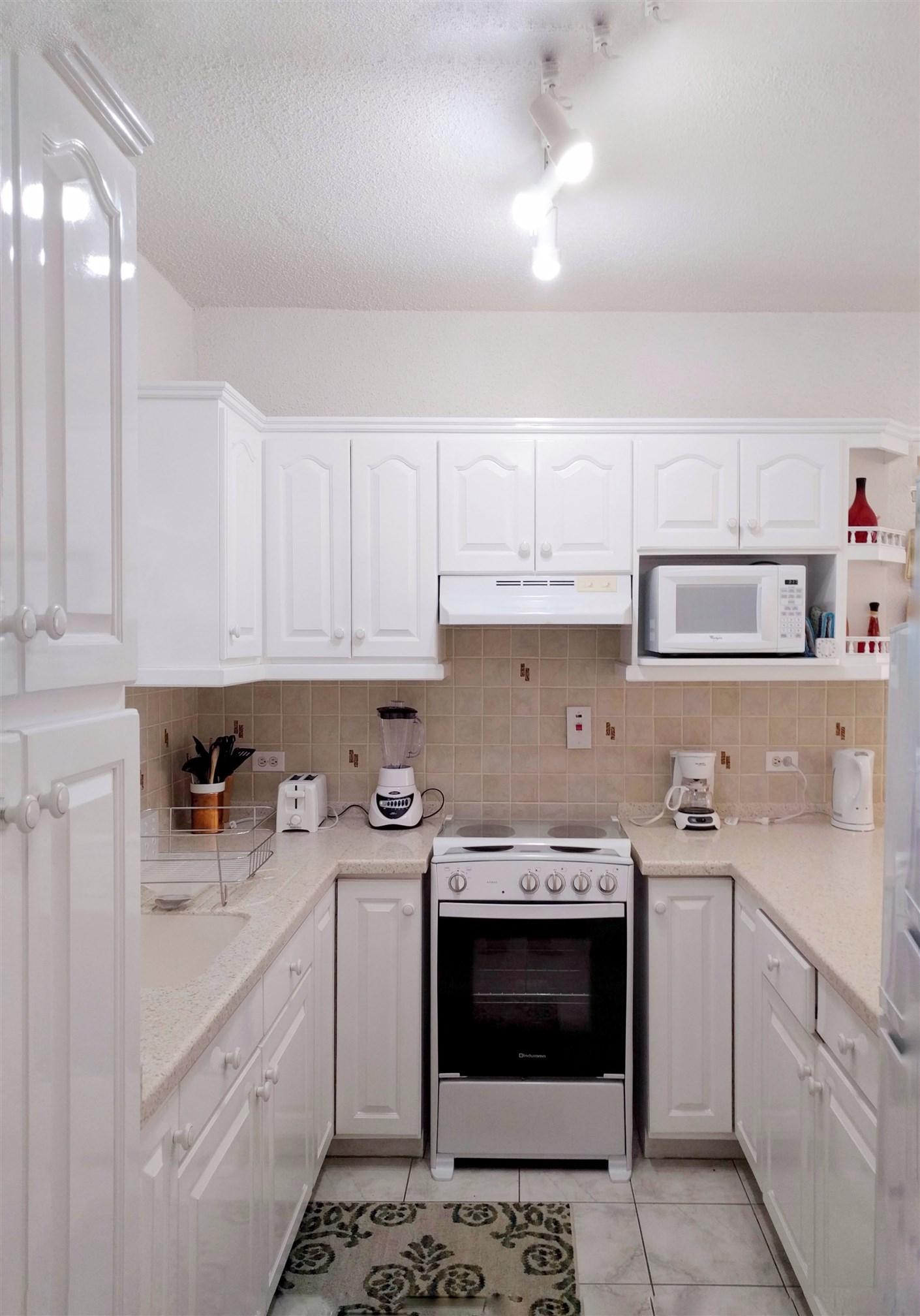 Kitchen, Club Rockley, Ch. Ch