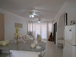 Living/Dining Room, Crystal Court