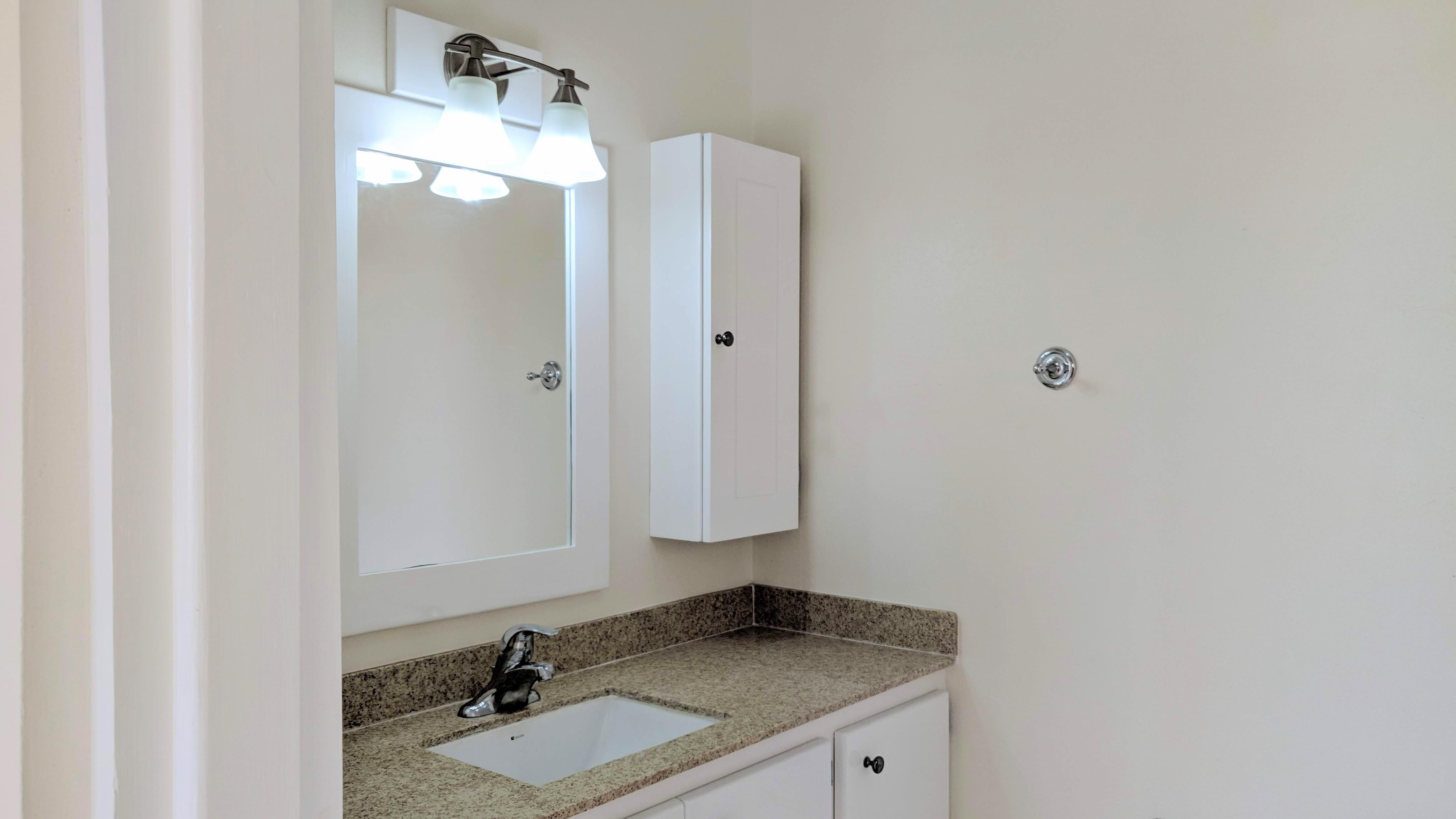 Master Bathroom, Mt. Standfast