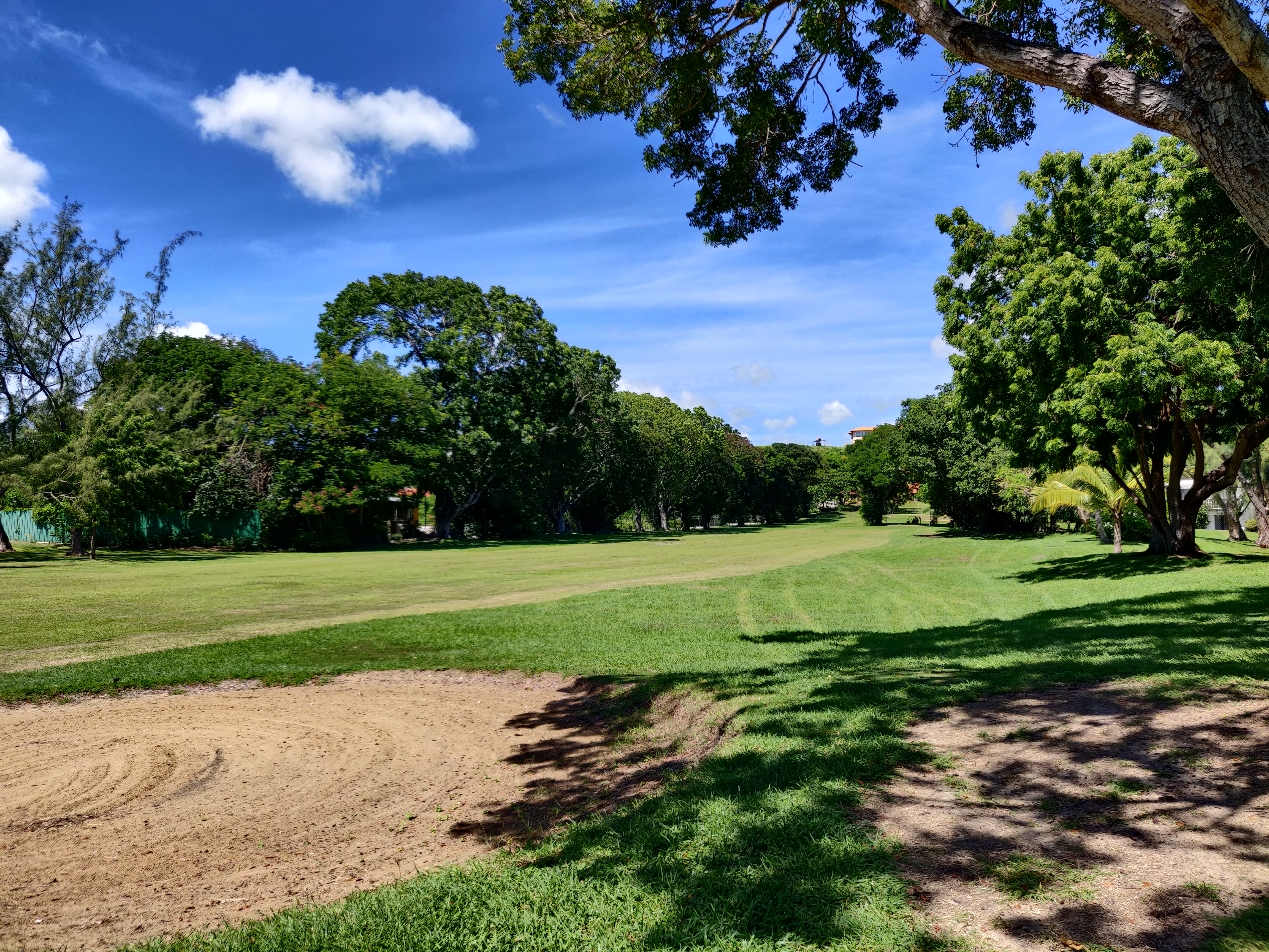 Golf Course, Club Rockley