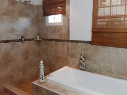 Bathroom, Stargaze Apartments