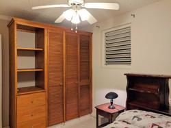 Bedroom, Graeme Hall Park