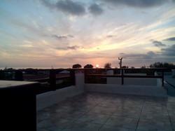 Roof Deck View, Stargaze Apartments