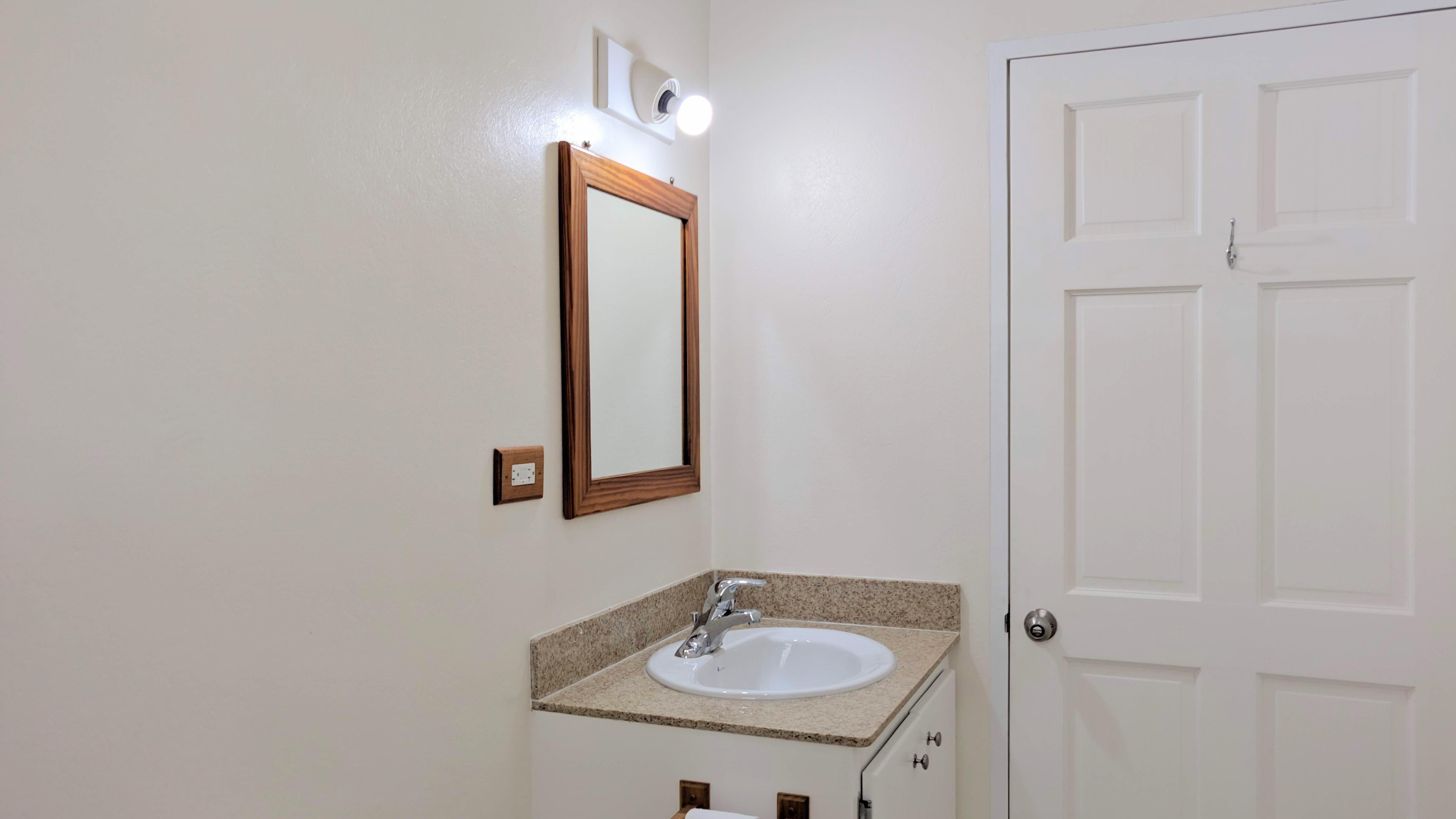 Bathroom, Mt. Standfast, St. James