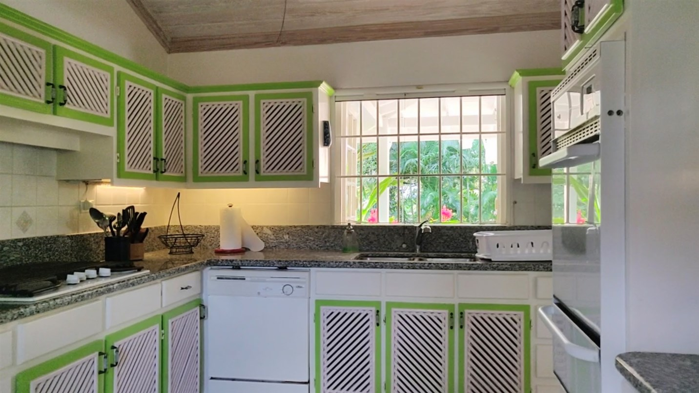 Kitchen, Sandy Lane, St. James
