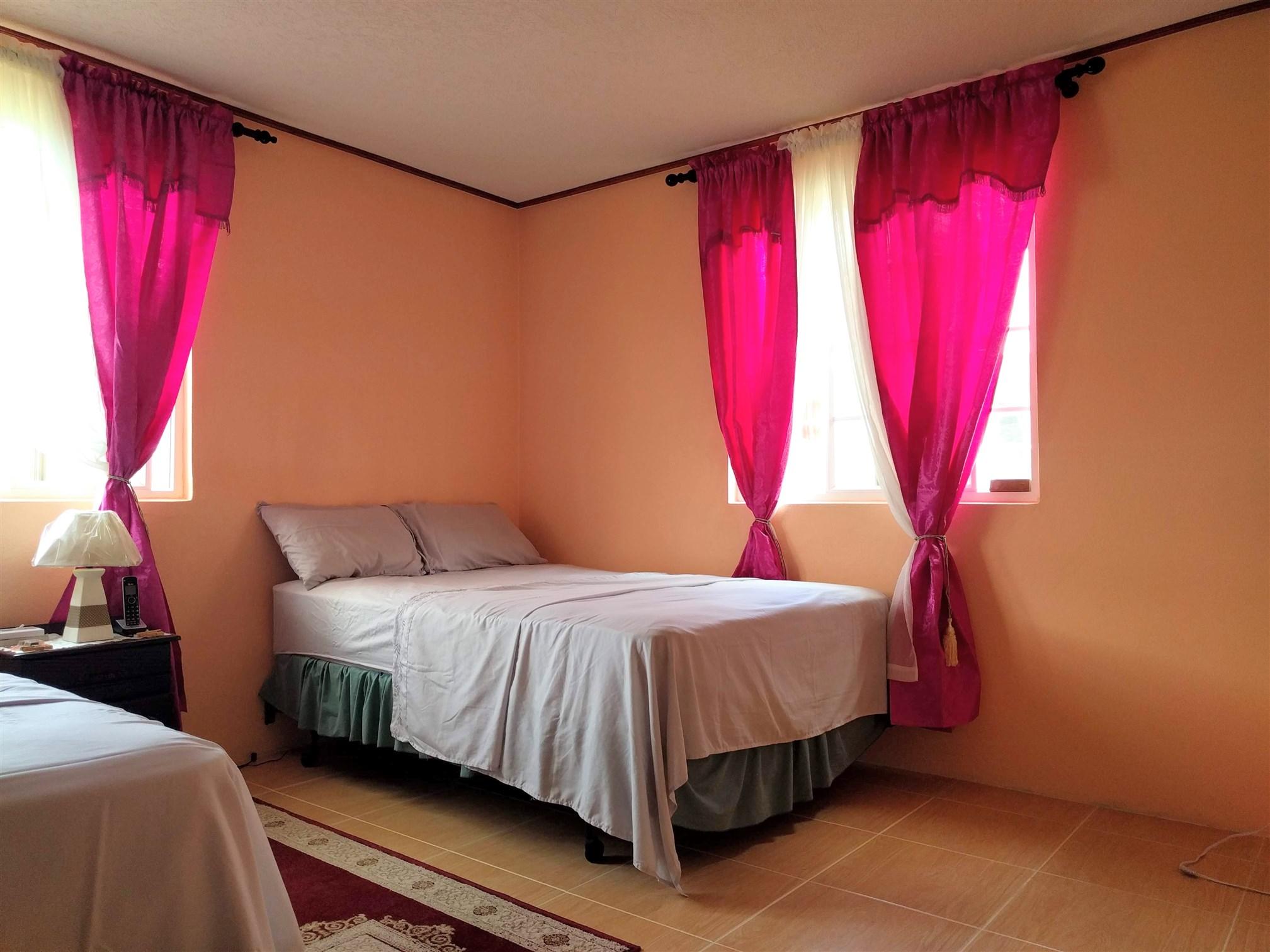 Bedroom, Mount Standfast, St. James