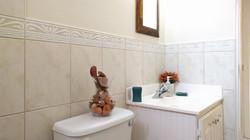 Bathroom, Ocean City, St. Philip