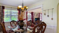 Dining Room, Manderley Gardens