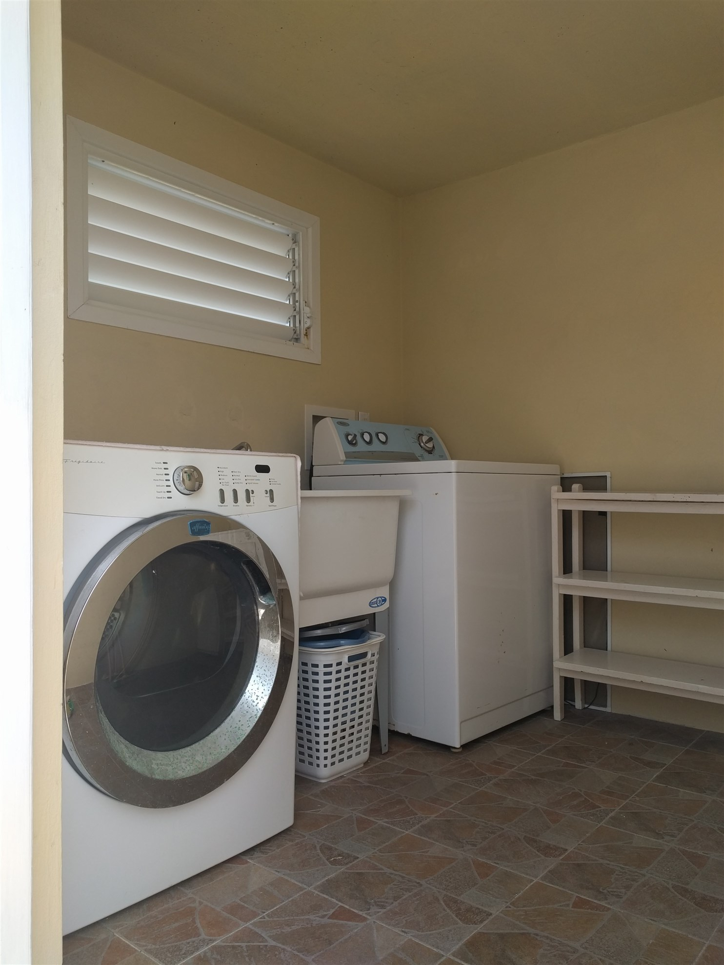 Laundry Room, Belair, St. Philip