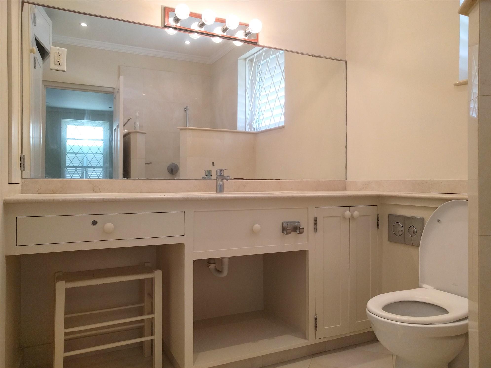 Master Bathroom, Belair, St. Philip