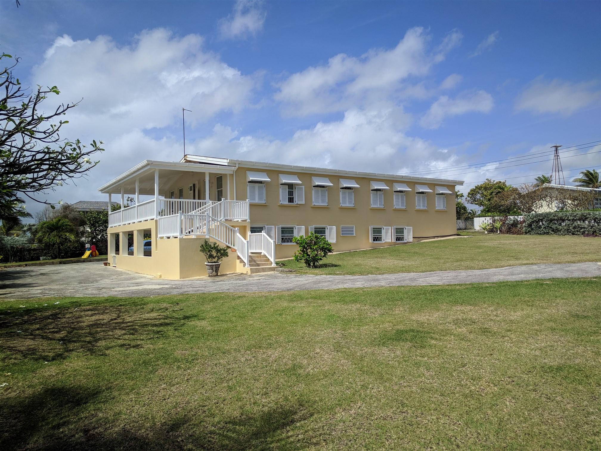 Exterior, Belair, St. Philip
