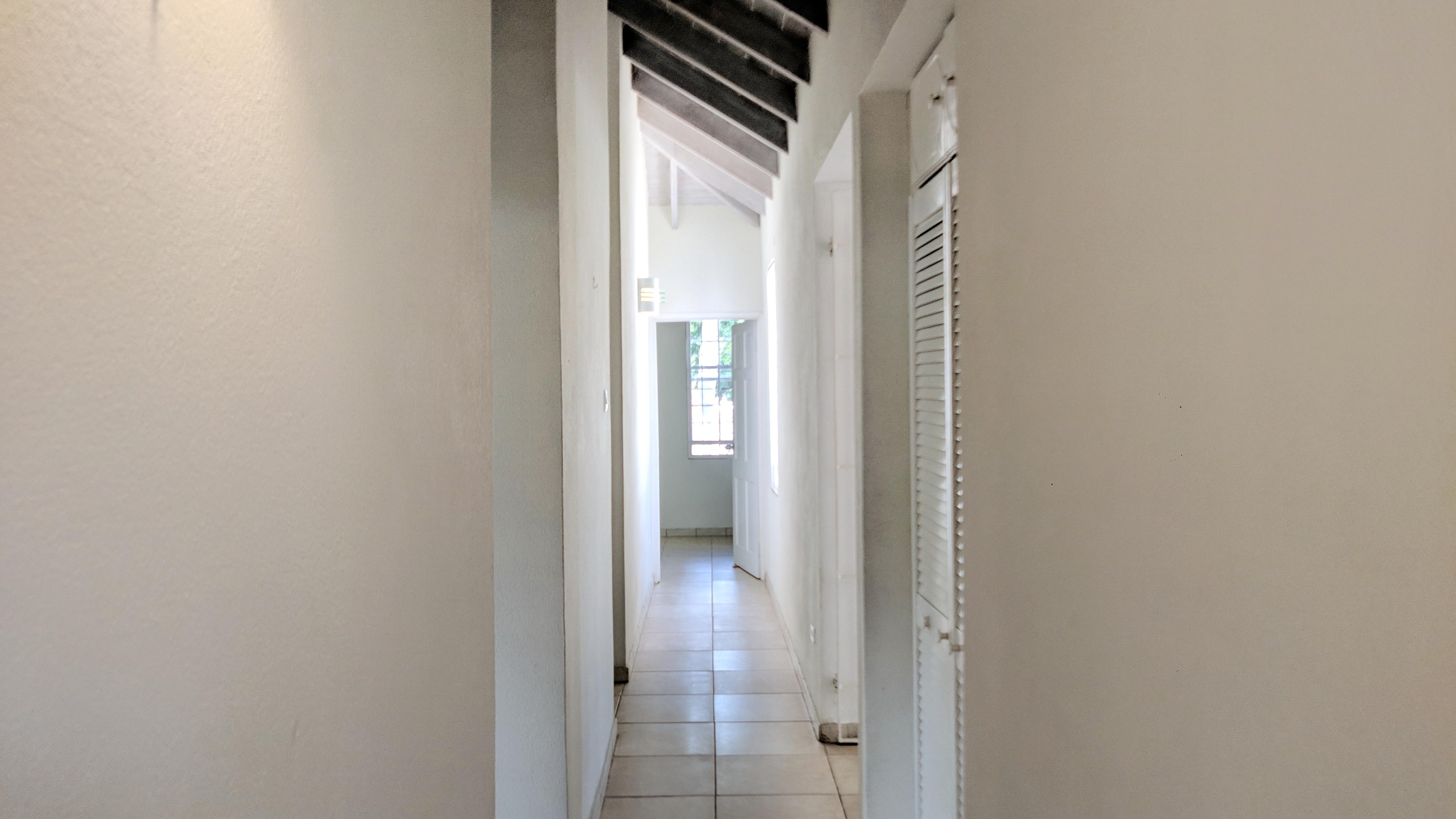 Hallway, Clerview, St.James