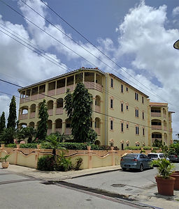 Residential Building, Atlantic Engineering Inc. Barbados