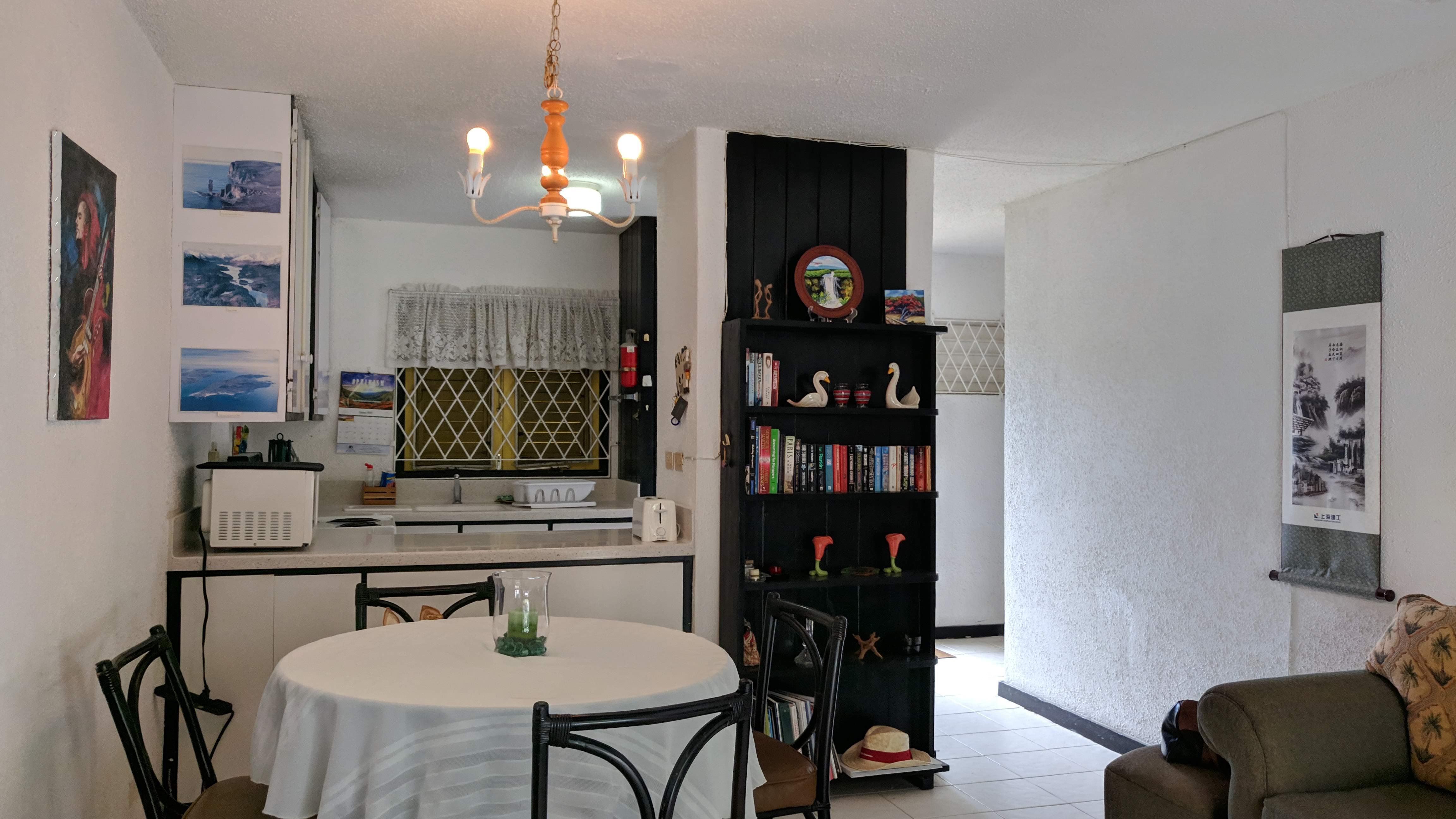 Dining Room, Club Rockley, Ch Ch