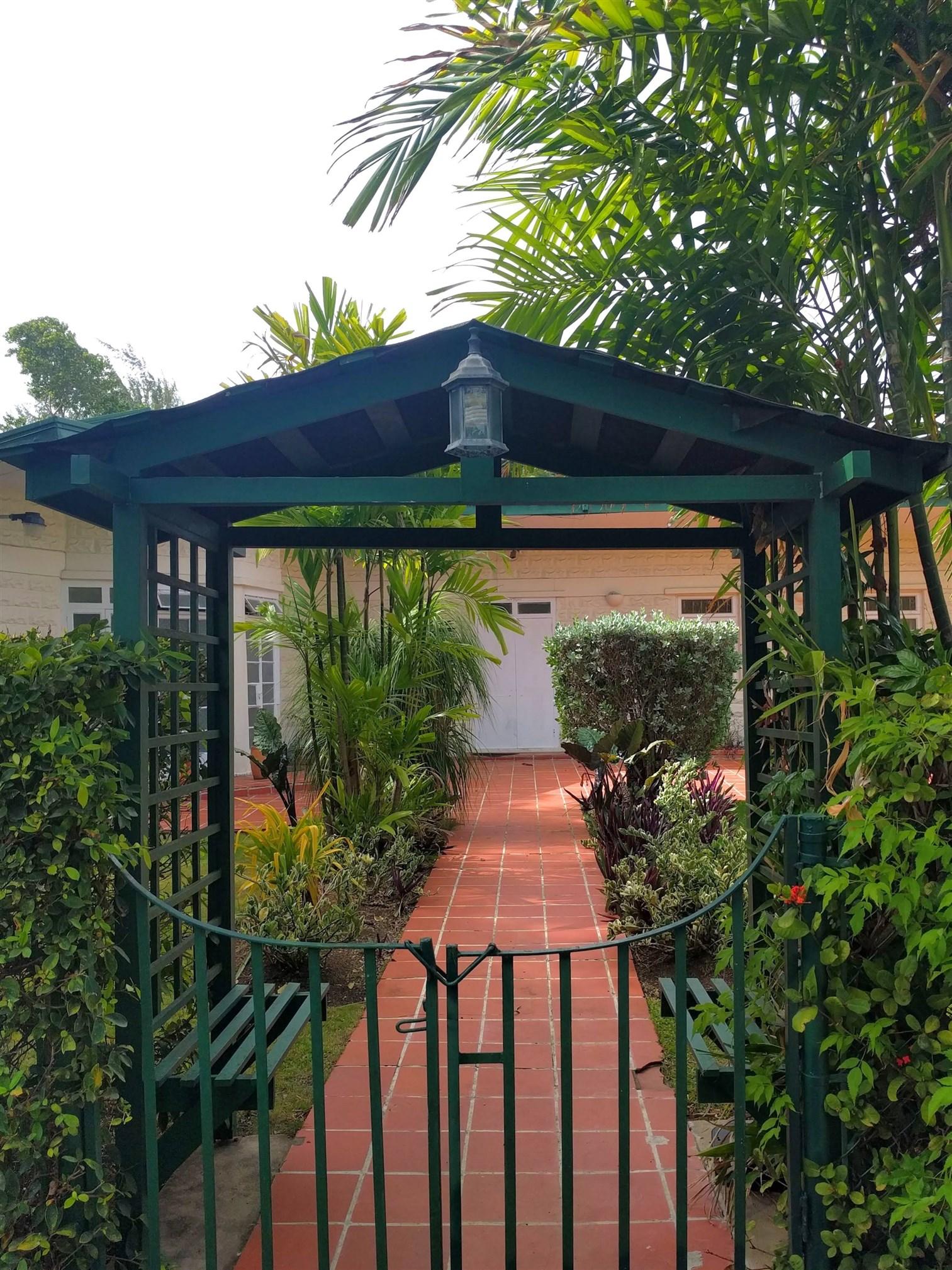 Entrance, Rockley New Road
