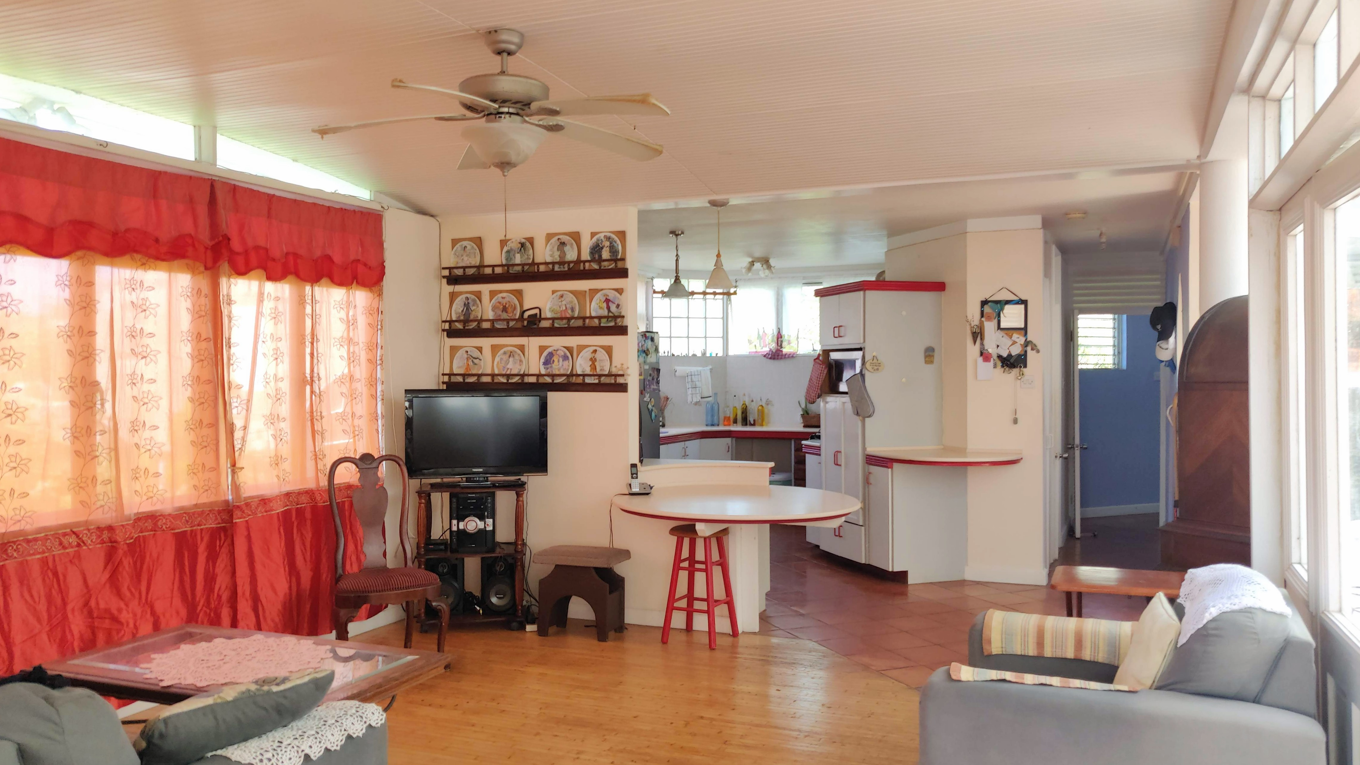 Living Room, Gibbons, Christ Church