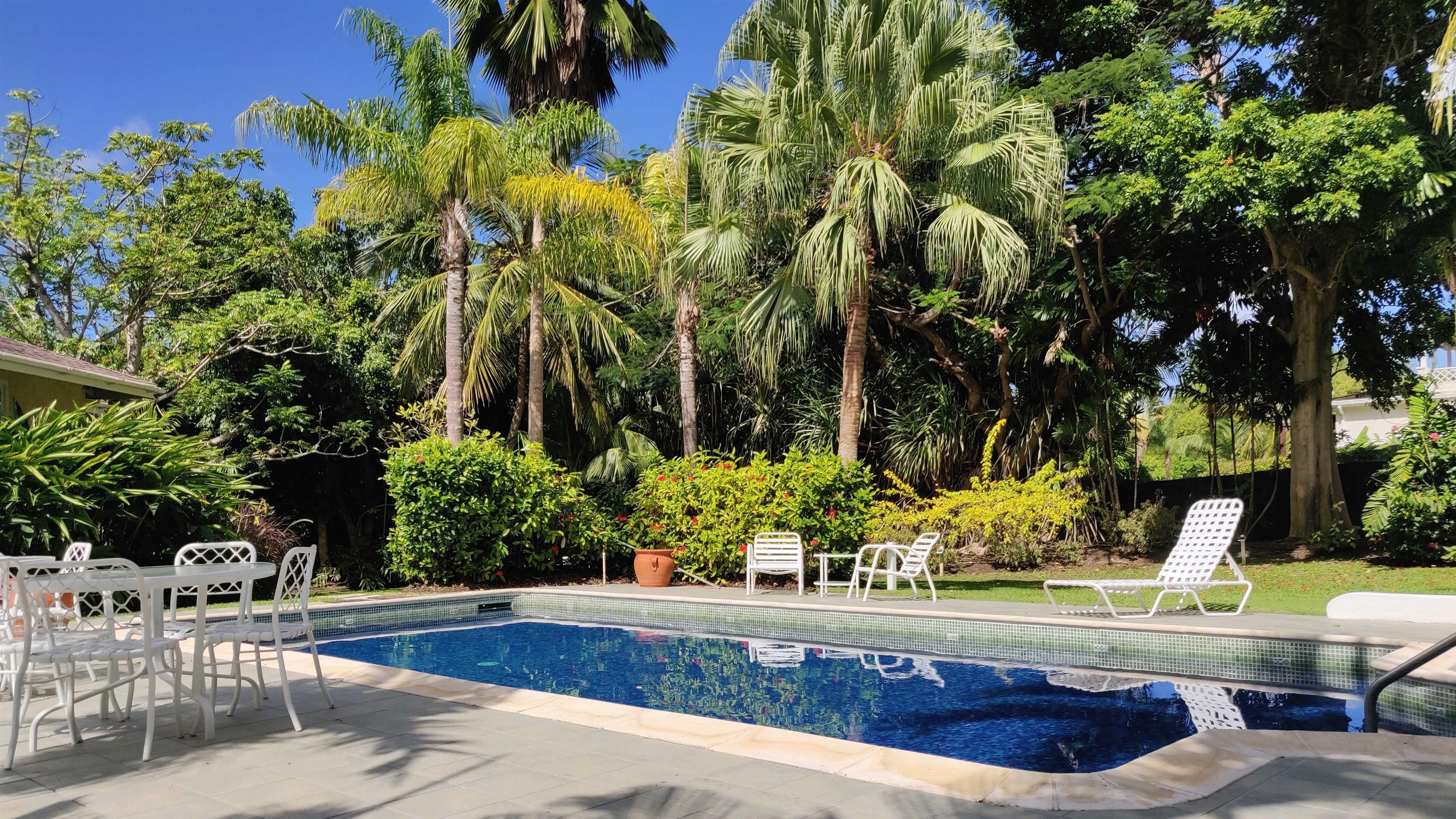 Swimming Pool, Sandy Lane, St. James