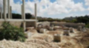Building substructure, Atlantic Engineering Inc. Barbados